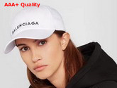 Balenciaga Baseball Cap with Balenciaga Embroidered Logo Replica
