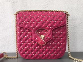 Bvlgari Flap Cover Divas Dream in Jazzy Tourmaline Nappa Leather Featuring a Quilted Motif Medium Model For Sale