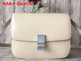 Celine Box Bag Ivory Replica