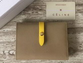 Celine Strap Medium Multifunction in Dune Drummed Grained and Shiny calfskin For Sale
