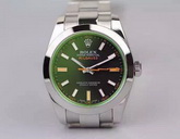 Rolex Milgauss Oyster 40mm Steel for Sale