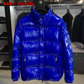 2 Moncler 1952 Dervaux Bright Blue Replica