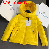 Moncler Enfant New Maya Yellow Replica