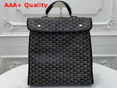 Goyard The Saint Leger Bag in Black Replica