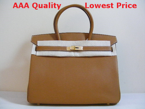 Hermes Birkin 35 Tan Replica