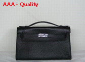 Hermes Kelly 22 Black Replica