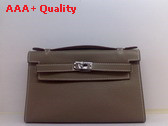 Hermes Kelly 22 Grey Replica