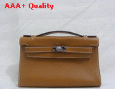 Hermes Kelly 22 Tan Replica