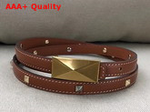 Hermes Tres Medor Belt Buckle and Clous Medor Leather Strap 13mm in Swift Calfskin Gold Replica
