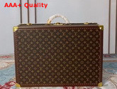 Louis Vuitton Alzer 60 Suitcase Monogram Canvas M21228 Replica