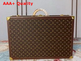 Louis Vuitton Alzer 65 Suitcase Monogram Canvas M21227 Replica