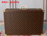 Louis Vuitton Alzer 70 Suitcase Monogram Canvas M21226 Replica