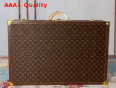 Louis Vuitton Alzer 75 Suitcase Monogram Canvas M21225 Replica