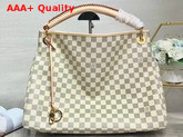 Louis Vuitton Artsy MM Damier Azur Canvas N40253 Replica