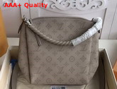 Louis Vuitton Babylone Chain BB Galet Mahina Perforated Calf Leather M51224 Replica