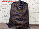 Louis Vuitton Backpack Outdoor Monogram Coated Canvas M43834 Replica