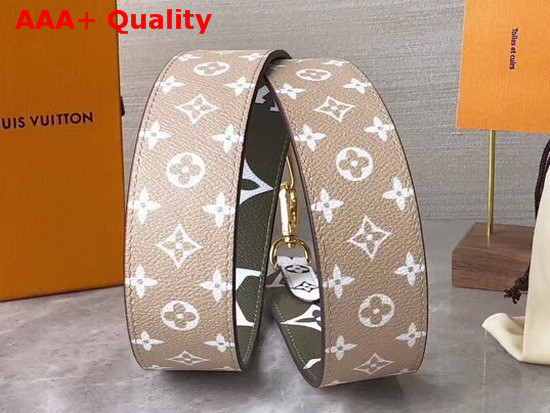 Louis Vuitton Bandouliere Kaki J02443 Replica