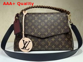 Louis Vuitton Beaubourg MM Monogram M43953 Replica