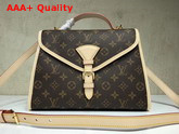 Louis Vuitton Bel Air Shoulder Bag Monogram Canvas M51122 Replica