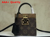 Louis Vuitton Bleecker Box Monogram Eclipse Canvas Replica