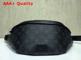 Louis Vuitton Bumbag Monogram Eclipse Canvas Replica
