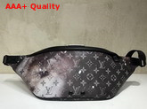 Louis Vuitton Discovery Bumbag Monogram Galaxy Coated Canvas M44444 Replica