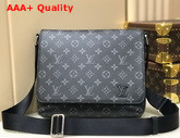 Louis Vuitton District PM Monogram Eclipse Canvas M45272 Replica