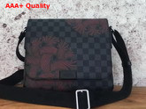 Louis Vuitton District PM with Rope Pattern Replica