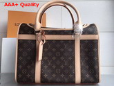 Louis Vuitton Dog Carrier 40 Monogram Canvas M42024 Replica