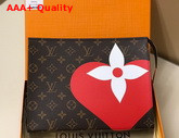 Louis Vuitton Game On Toiletry Pouch 26 Game On Monogram Coated Canvas M80282 Replica