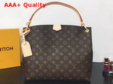 Louis Vuitton Graceful PM Monogram Canvas M43701 Replica