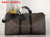 Louis Vuitton Keepall Bandouliere 50 Monogram Canvas Replica