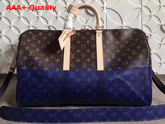 Louis Vuitton Keepall Bandouliere 50 Monogram Coated Canvas Replica