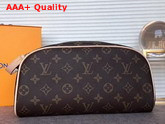 Louis Vuitton King Size Toiletry Bag Monogram Canvas M47528 Replica