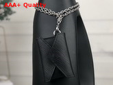 Louis Vuitton Kirigami Necklace Noir Epi Leather M68558 Replica