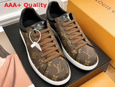 Louis Vuitton Luxembourg Sneaker Monogram Canvas 1A4PAF Replica