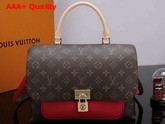 Louis Vuitton Marignan Monogram Coquelicot M44286 Replica