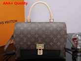 Louis Vuitton Marignan Monogram Noir M44259 Replica