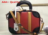 Louis Vuitton Mini Luggage Red Epi Leather Replica