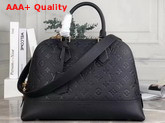 Louis Vuitton Neo Alma PM Handbag in Noir Monogram Empreinte Leather M44832 Replica