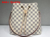 Louis Vuitton Neonoe Damier Azur Canvas Replica