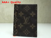 Louis Vuitton New Pocket Organizer Monogram Canvas Replica