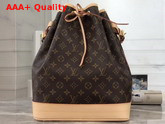Louis Vuitton Noe Bucket Monogram Canvas M42224 Replica