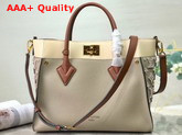 Louis Vuitton On My Side Tote Bag Galet M53825 Replica M53825