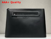 Louis Vuitton Pochette Cosmos Black Dark Infinity Leather M63268 Replica