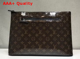 Louis Vuitton Pochette Cosmos Monogram Glaze Canvas Replica