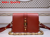 Louis Vuitton Rendez Vous Tomette Red Calfskin Leather M57744 Replica