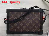 Louis Vuitton Soft Trunk Monogram Solar Ray Coated Canvas M44478 Replica