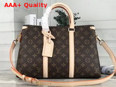 Louis Vuitton Soufflot MM Monogram Coated Canvas M44816 Replica