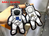 Louis Vuitton Spaceman Figurine Bag Charm and Key Holder MP2212 Replica
